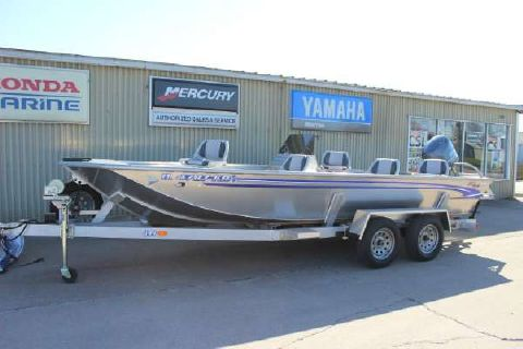 2014 AAD 20' Plate Boat