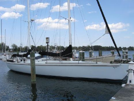 1994 Custom Ketch Dashew Style Custom 55 Custom 55 - at the dock
