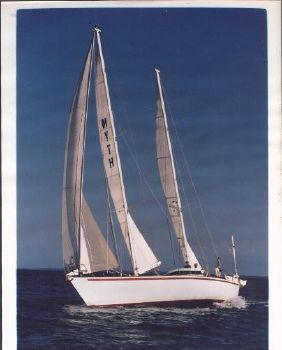 1994 Custom Ketch Dashew Style Custom 55 Myth