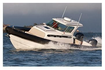 2011 Protector Tauranga 38 Manufacturer Provided Image