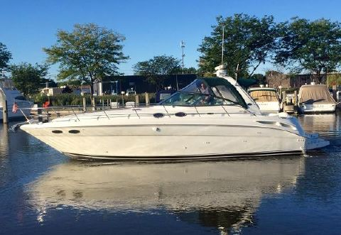 2001 Sea Ray 380 Sundancer Profile