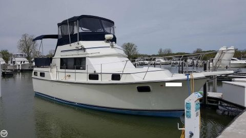 1984 Carver 36 Motor Yacht 1984 Carver 36 for sale in Port Clinton, OH