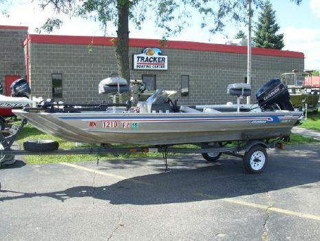 1992 Grumman 1648B Bass Boat