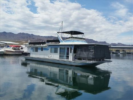 1987 Sumerset Houseboats 14 X 60