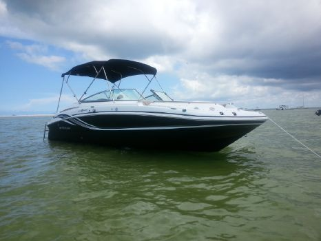 2014 Hurricane Sun Deck 2400