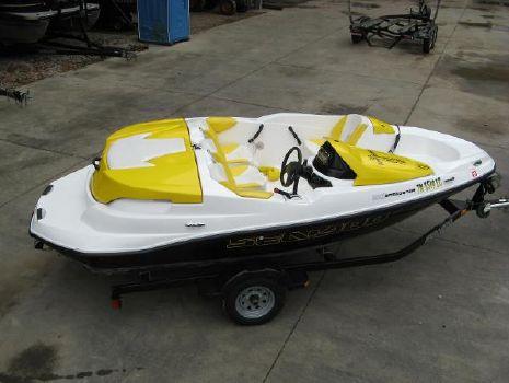 2011 Sea-Doo Sport Boats 150 Speedster