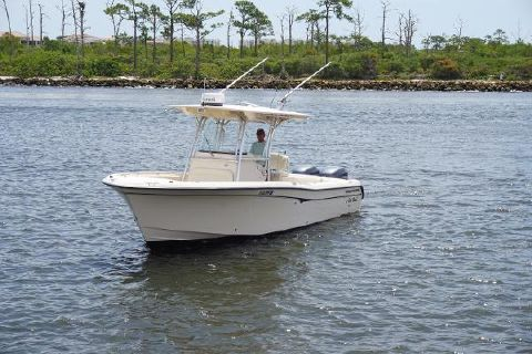 2007 Grady-White Release 283