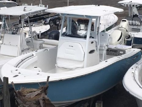 2020 SEA-PRO 239 Center Console