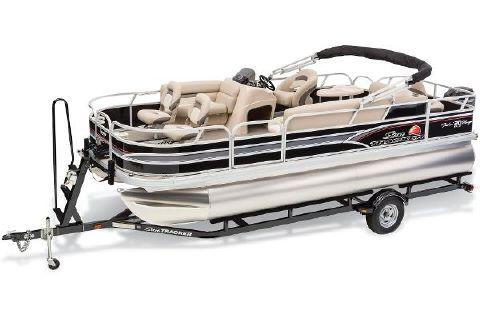 2016 Sun Tracker Fishin' Barge 20 DLX