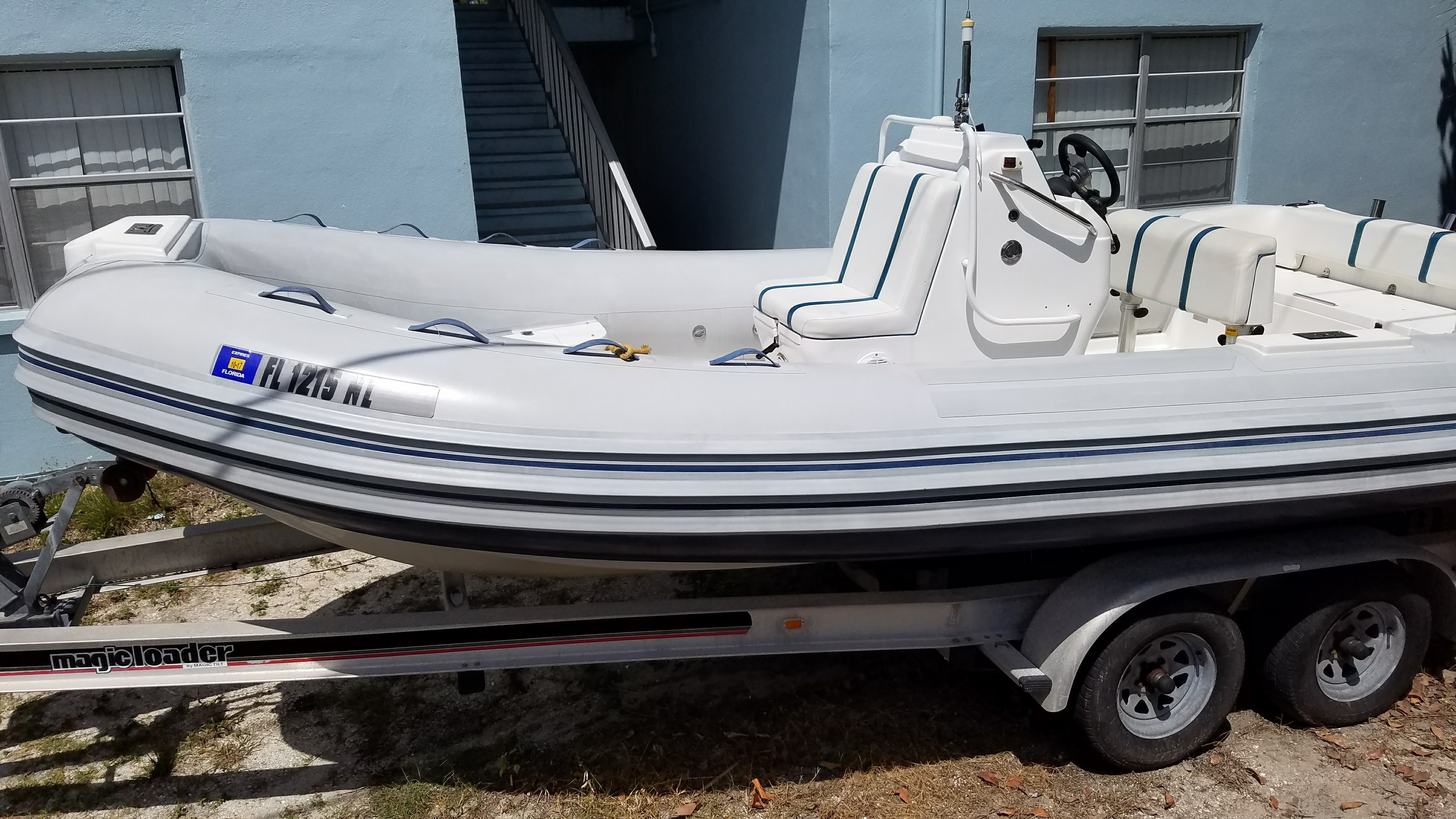 Check out this 2006 NAUTICA INTERNATIONAL 22 Wide Body on Boattrader com