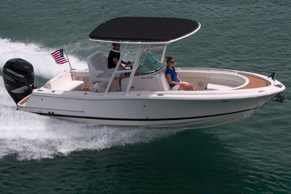 2016 Chris-Craft Catalina 23 with 300HP Manufacturer Provided Image
