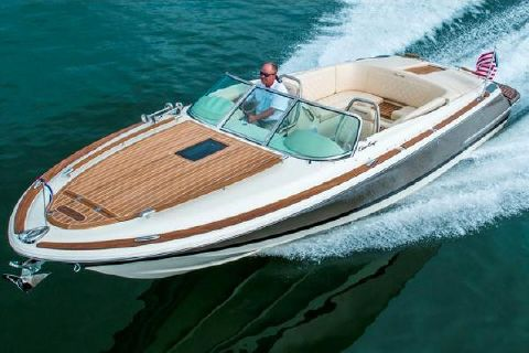 2017 Chris-Craft Corsair 25 Manufacturer Provided Image