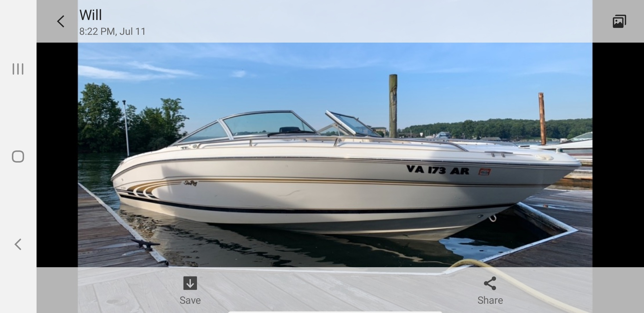 Check out this 1997 SEA RAY 230 signature select on Boattrader com