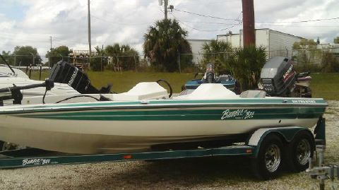1996 Bumble Bee 200 Pro