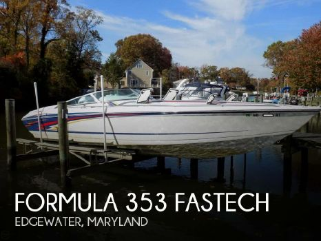 2003 Formula 353 FASTech 2003 Formula 353 Fastech for sale in Edgewater, MD