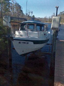 2005 C-dory 22 Cruiser