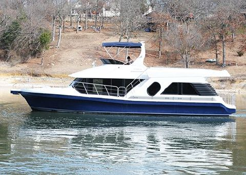 2008 Blue Water 5200