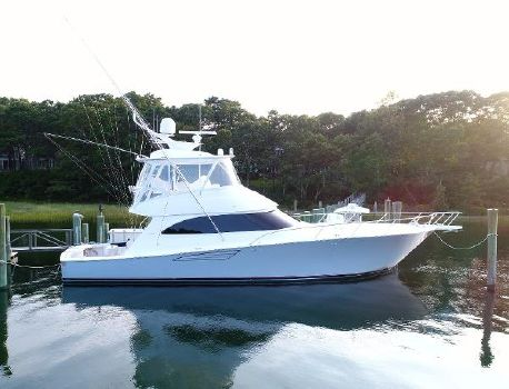 2016 Viking 55 Convertible