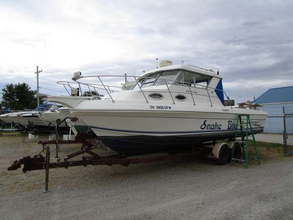 Sportcraft new and used boats for sale in ohio for Fishing boats for sale in ohio