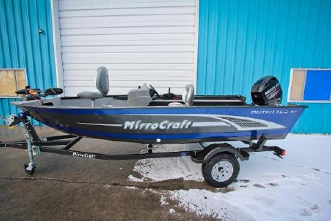2016 MirroCraft OUTFITTER 1677