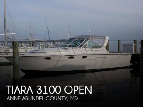 1988 Tiara 3100 Open 1988 Tiara 3100 Open for sale in Annapolis, MD