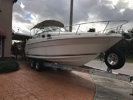 2001 Sea Ray 270 Sundancer Sea Ray 270 Sundancer
