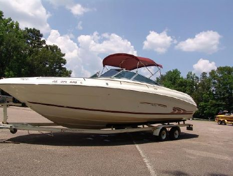 1997 Sea Ray 260 Bow Rider