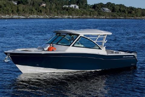 2018 Grady-White Freedom 375 Manufacturer Provided Image