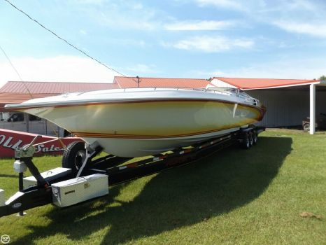 2005 Fountain 47 Lightning 2005 Fountain 47 Lightning for sale in West Columbia, SC