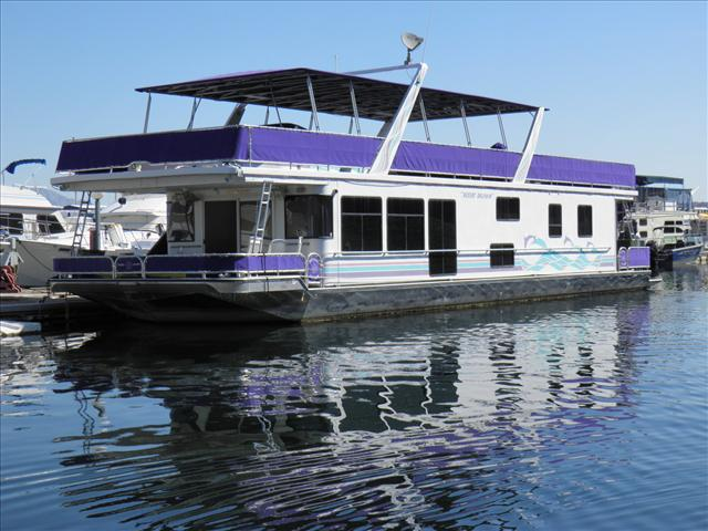 1997 Somerset 18x65 House Boat