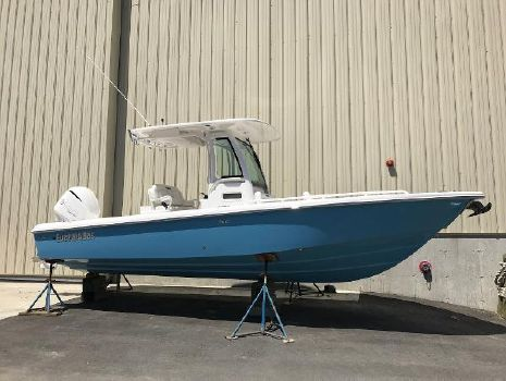 2018 EVERGLADES BOATS 253