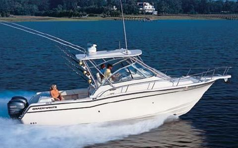 2008 Grady-White Express 305 Manufacturer Provided Image
