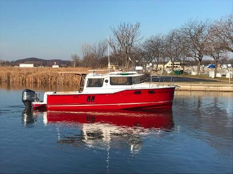 2018 Ranger Tugs R-27 Luxury Edition