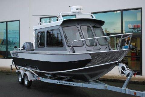 2018 North River Seahawk H-T