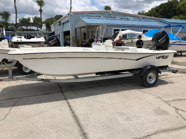 Used 2019 Mako Pro Skiff 17 Cc, Port Orange, Fl - 32127 - BoatTrader.com