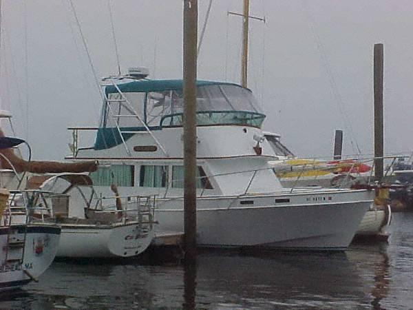 1991 Pearson Trawler