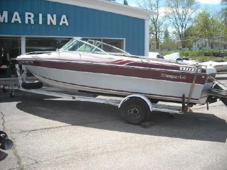 1984 Imperial Boats V192