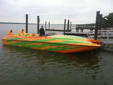2009 Sea Rocket 34