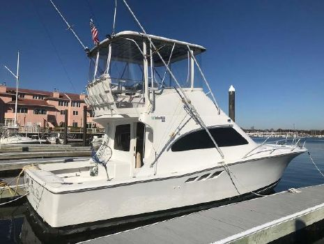1999 Luhrs 360 Convertible Profile