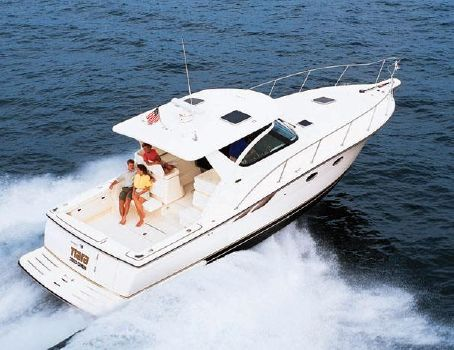 2001 Tiara 3800 Open Manufacturer Provided Image: 3800 Open