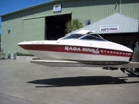 1995 Starcraft 1810 Bowrider