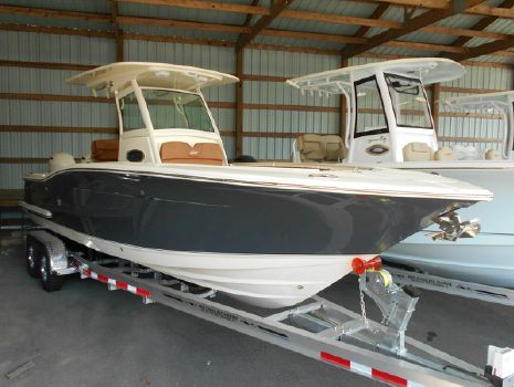 2017 Scout Boat Company 275 LXF