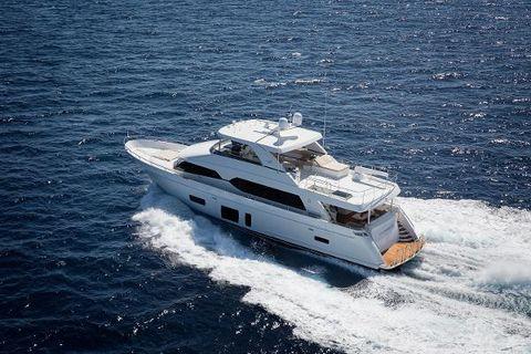 2018 Ocean Alexander Motor Yacht
