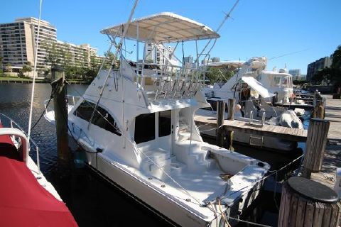 2001 Luhrs 34 Convertible