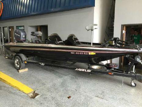 2000 Javelin Boats Renegade 20