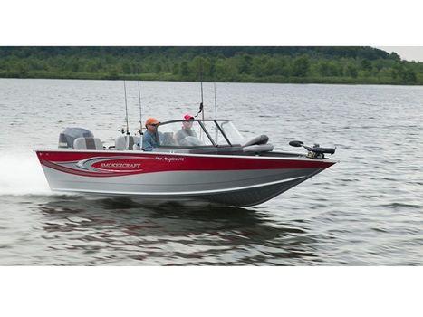 2016 Smoker-craft 182 XL
