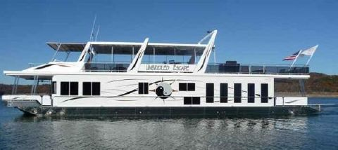 2009 Thoroughbred 2009 21' x 95' House Boat