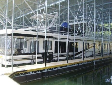 2007 Sharpe 20 x 102 Houseboat
