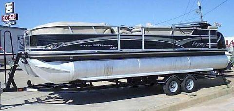 2013 Sun Tracker 250 Regency XPE
