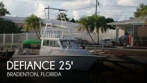 2008 Defiance Admiral 250 EX 2008 Defiance Admiral 250 EX for sale in Bradenton, FL